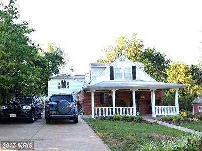 Falls Church Single Family Home For Sale: 7216 Tyler Avenue