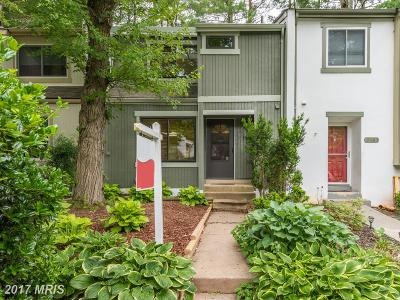 Reston Townhouse For Sale: 2383 Generation Drive
