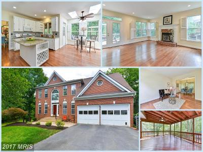 Herndon Single Family Home For Sale: 13023 Piney Glade Road