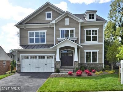 Falls Church Single Family Home For Sale: 6632 Hallwood Avenue