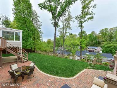 Alexandria Single Family Home For Sale: 6209 Arkendale Road