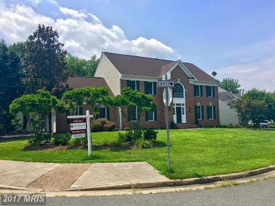 Fairfax Station VA Single Family Home For Sale: $834,900