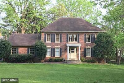 Annandale Single Family Home For Sale: 3502 Holly Road