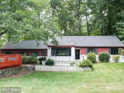Falls Church Single Family Home For Sale: 3444 Sleepy Hollow Road