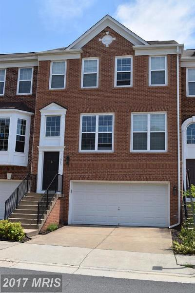 Centreville Townhouse For Sale: 13980 Tanners House Way