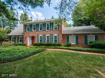 Mclean Single Family Home For Sale: 7701 Bridle Path Lane
