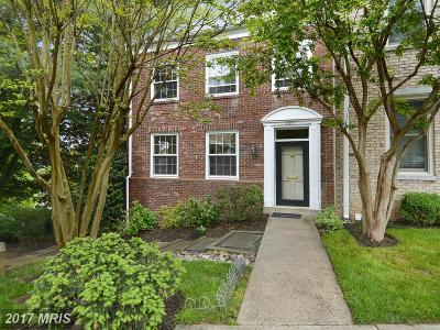 Mclean Townhouse For Sale: 6651 McLean Drive
