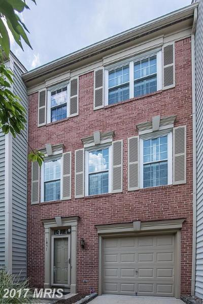 Townhouse For Sale: 1051 Lexus Way