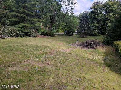 Annandale Residential Lots & Land For Sale: 3810 Gallows Road