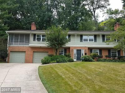 Mclean Single Family Home For Sale: 1434 Hardy Court
