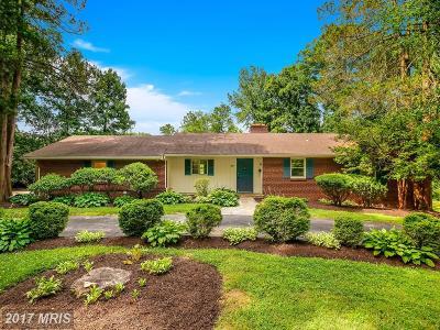 Falls Church Single Family Home For Sale: 3188 Holmes Run Road