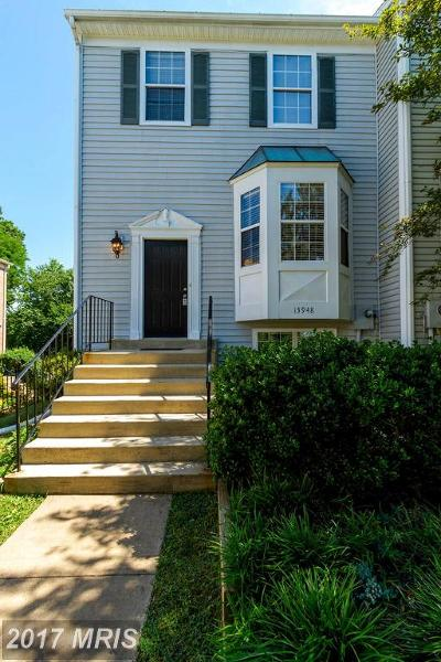 Centreville VA Townhouse For Sale: $389,500