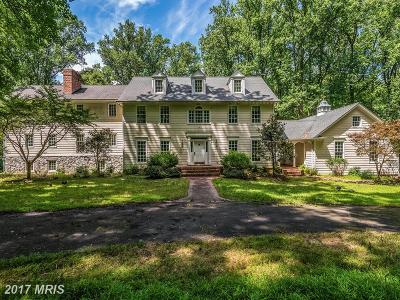 Great Falls VA Single Family Home For Sale: $1,249,000