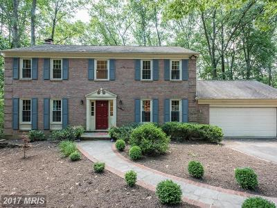 Reston Single Family Home For Sale: 10717 Midsummer Drive