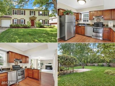 Herndon Single Family Home For Sale: 12838 Fantasia Drive