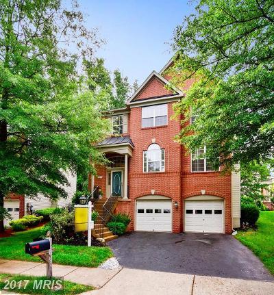 Armistead Park Single Family Home For Sale: 8913 Garden Gate Drive