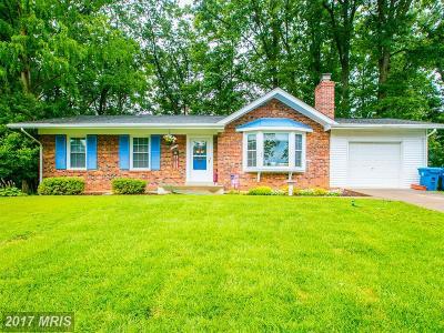 West Springfield Single Family Home For Sale: 8225 Smithfield Avenue