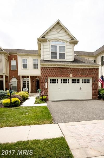 Havre De Grace Townhouse For Sale: 106 Vigil Circle