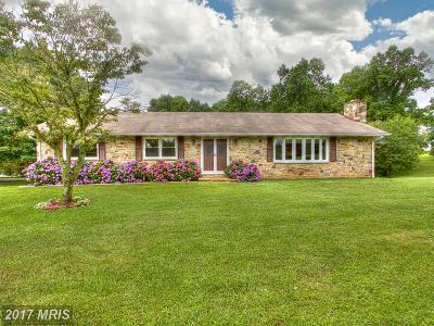 Forest Hill Single Family Home For Sale: 1241 Jarrettsville Road W