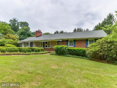 Darlington, Fallston, Forest Hill, Jarrettsville, Pylesville, Street, White Hall, Whiteford Single Family Home For Sale: 3554 Grier Nursery Road