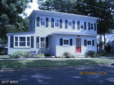 Havre De Grace Single Family Home For Sale: 417 Fountain Street