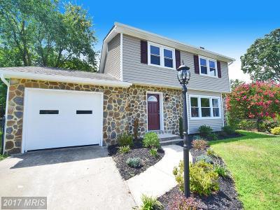 Aberdeen Single Family Home For Sale: 436 Doris Circle