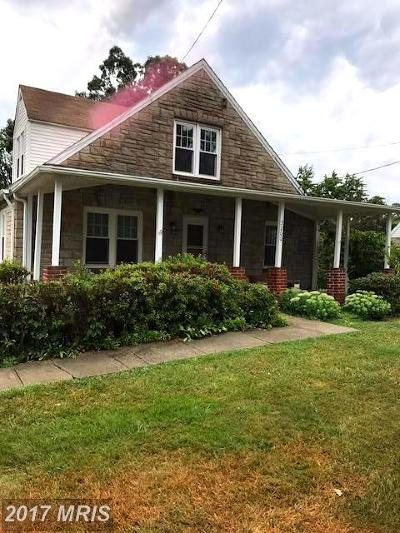 Abingdon Single Family Home For Sale: 3200 Philadelphia Road