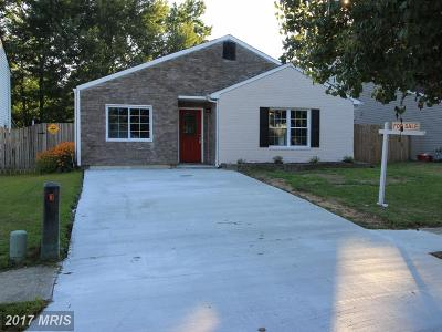 Edgewood Single Family Home For Sale: 3409 Albantowne Way