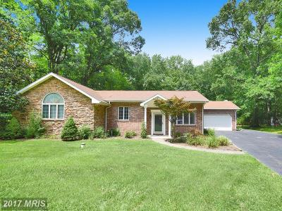 Joppa Single Family Home For Sale: 2614 Franklinville Road