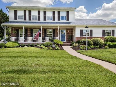 Bel Air Single Family Home For Sale: 1801 Greenblade Court
