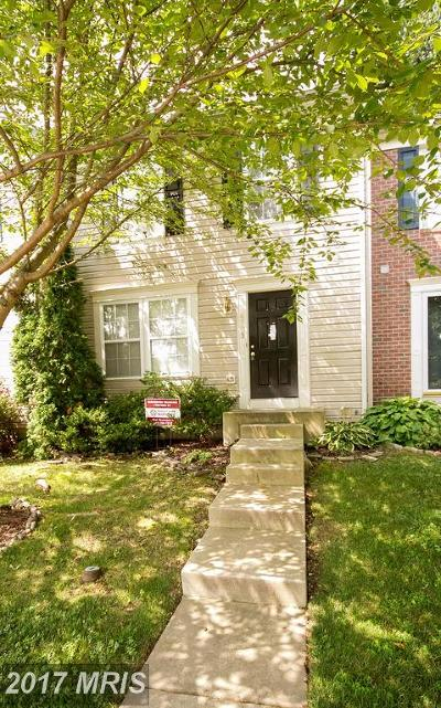 Harford Townhouse For Sale: 4703 Coralberry Court