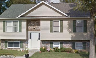 Havre De Grace Single Family Home For Sale: 125 Concove Way