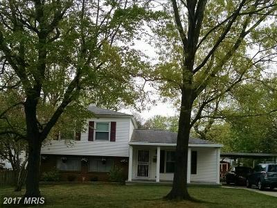 Edgewood Single Family Home For Sale: 1909 Hanson Road