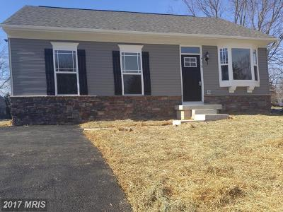 Aberdeen Single Family Home For Sale: 418 Dorsey Avenue