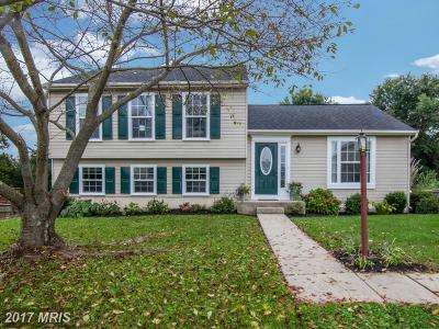 Abingdon Single Family Home For Sale: 911 Towson Drive