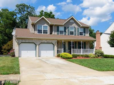 Abingdon Single Family Home For Sale: 2617 Smallwood Drive