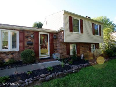 Joppa Single Family Home For Sale: 200 Bridge Drive