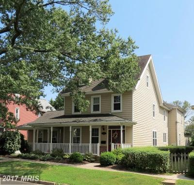 Harvre De Grace, Havre De Grace Single Family Home For Sale: 732 Ontario Street