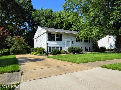 Edgewood Single Family Home For Sale: 2510 Hanson Road