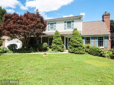 Fallston Single Family Home For Sale: 1305 Marquis Court