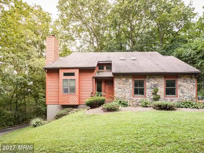 White Hall, Whiteford Single Family Home For Sale: 1852 Susquehanna Hall Road