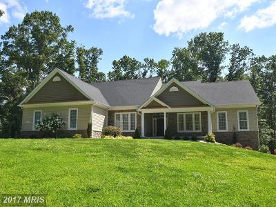 Street Single Family Home For Sale: 1391 Macton Road