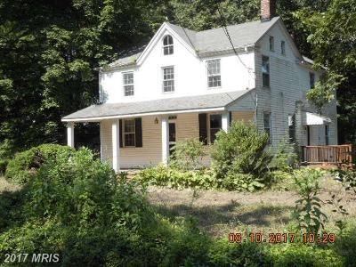 Churchville Single Family Home For Sale: 1102 Calvary Road