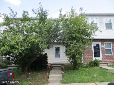 Edgewood Townhouse For Sale: 837 Olive Branch Court