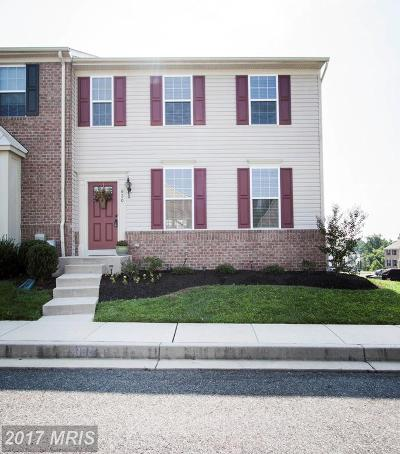 Monmouth Meadows, Monmouth Meadowsmonmouth Meadows Townhouse For Sale: 630 Tantallon Court