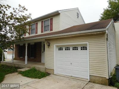 Havre De Grace Single Family Home For Sale: 332 Hill Court