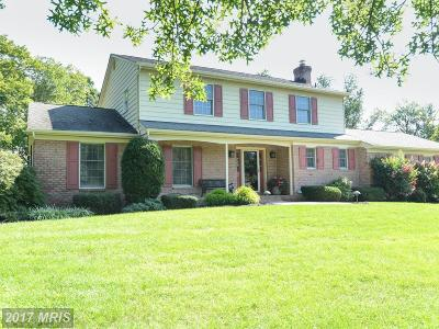 Jarrettsville Single Family Home For Sale: 3611 Woodholme Drive