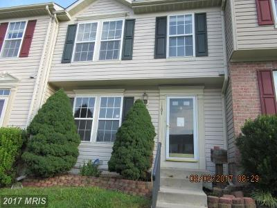 Harford Townhouse For Sale: 1101 Jeanett Way