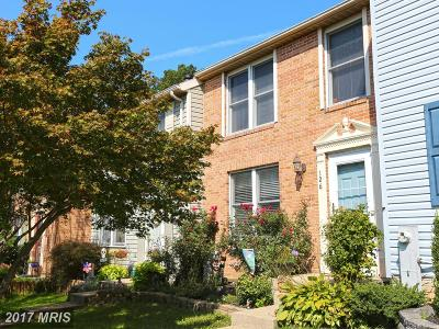 Abingdon Townhouse For Sale: 126 Laurel Woods Court