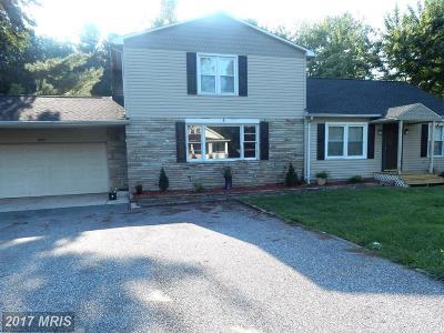 Darlington, Fallston, Forest Hill, Jarrettsville, Pylesville, Street, White Hall, Whiteford Single Family Home For Sale: 1512 Castleton Road